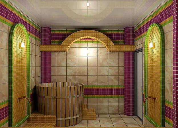 Турецкая баня или хамам в