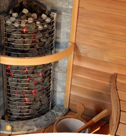 Печь для сауны своими руками фото